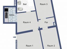 Büroräume gegenüber dem Einkaufszentrum -  Limbecker Platz. Mit Aufzug!