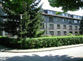 Nähe Universität Duisburg-Essen. Nordviertel.