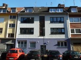 Dachgeschosswohnung in Rüttenscheid
