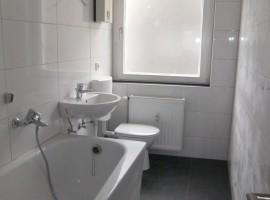 Modernisierte Wohnung mit großer Küche in ruhiger Lage!