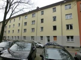 Wohnung mit Wohnküche und Balkon in Rüttenscheid, Nähe Messe Gruga!