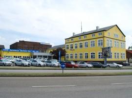 Wattenscheid, moderne Büro-Atelierflächen in historischer Fassade