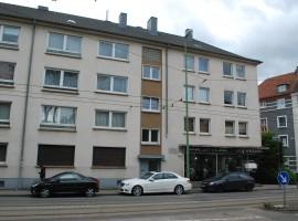 Gut aufgeteilte 2,5 Raum Wohnung Grenze Holsterhausen. Mit Einbauküche.