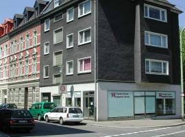 Nähe Rathaus! Dachgeschoss Wohnung.