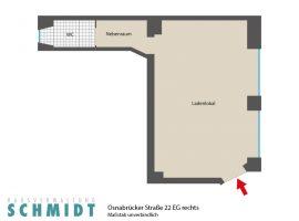 Kleines Büro/ Ladenlokal in Essen-Frohnhausen!