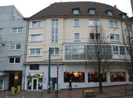 Borbeck-Mitte Germaniaplatz, 2 Zimmer, Balkon, Einbauküche