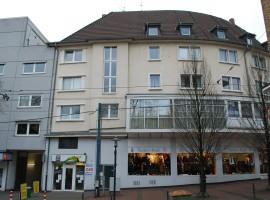 Einbauküche  +  Wohnung am Philippusstift-Krankenhaus- Germaniaplatz.