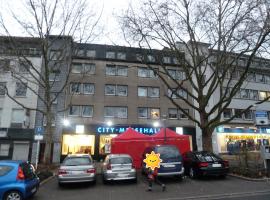 Innenstadt, Nähe Uni Essen, WG geeignet! Gegenüber dem Allbau Haus.