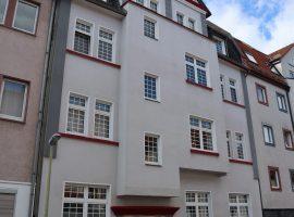 Über den Dächern von Rüttenscheid, Dachgeschosswohnung in saniertem Altbau aus der Gründerzeit