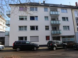 Frohnhausen 2 Zimmerwohnung Teilmöbliert mit Einbauküche, Waschmaschine