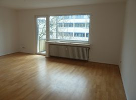 Modernisierte Wohnung in ruhiger Lage! 2 Balkone!