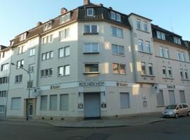 Hübsche und geräumige Wohnung in Frohnhausen. Mit Wohnküche.