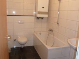 Geräumige 3,5 Raum Wohnung mit Wohnküche. Einzelgarage möglich!