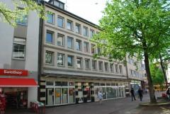 Borbeck Zentrum, Fußgängerzone , 2015 saniert