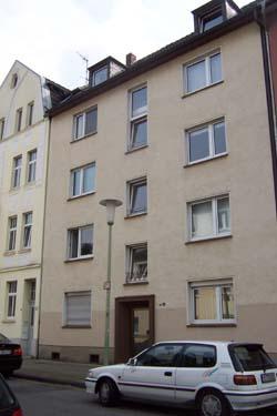 Gut aufgeteilte 2,5 Raum Wohnung mit Balkon in Frohnhausen.