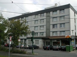 Zentrale Lage! Apartment mit Balkon!
