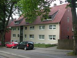 Erdgeschosswohnung mit Gemeinschaftsgarten!