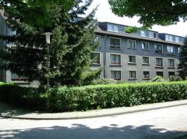 Nähe Universität Duisburg-Essen. Erdgeschoss Wohnung.