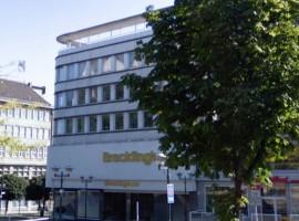 Büroetage Essen-Stadtmitte, zwischen Universität und Rathaus