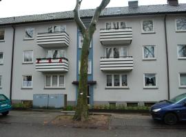 Essen-Kray, gepflegte Wohnung in gepflegtem Mehrfamilienhaus