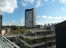 Nähe Universtät Duisburg-Essen. Mit Balkon und Aussicht auf die Stadt Essen.