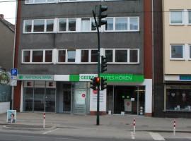 Steeler Straße im Bereich Huttrop, Dachgeschoss