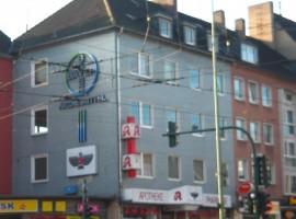 Büroräume in zentraler Lage im Kreuzungsbereich Altendorfer Straße/ Helenstraße zu vermieten!