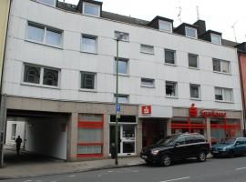 Schonnebeck, Garage, Huestraße