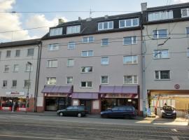 Appartement mit Balkon in Essen-Bergerhausen!