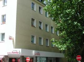 Schöne Wohnung in Holsterhausen. Direkt auf der Gemarkenstrasse.