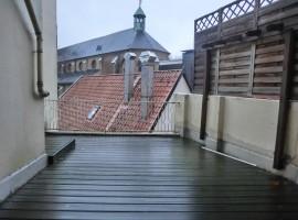 Wohnung mit großer Terrasse! Im Zentrum von Essen-Borbeck!