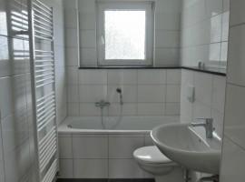 Modernisierte Wohnung mit großer Küche und großem Balkon!