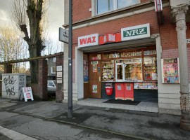 Kiosk in guter und zentraler Lage!