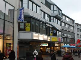 Wohnung im Stadtzentrum Bochum, Fußgängerzone