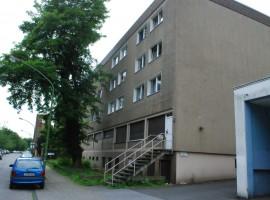 Zentrale Lage in Borbeck neben der Dampfbierbrauerei