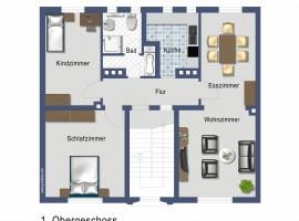 Ruhige Wohnlage! Großzügig geschnittene 3 Zimmerwohnung!