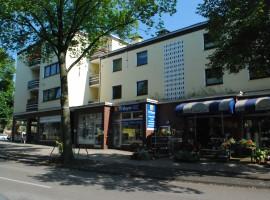 2017 komplett renovierte 3 Zimmerwohnung mit Balkon, Überruhr-Zentrum