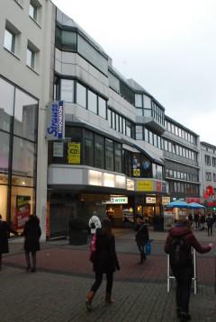 Fußgängerzone Innenstadt Bochum, Kortumstraße