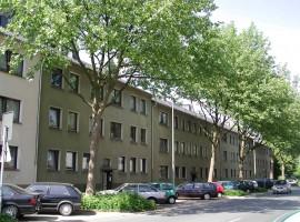 3,5 Raum Frohnhausen im Erdgeschoss mit Gemeinschaftsgarten.