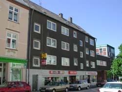 2-Raum-Wohnung für Selbstrenovierer im Herzen von Frohnhausen
