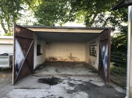 Große Garage auf Hinterhof in Altendorf. Auch als Lager nutzbar!