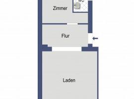 Ladenlokal/ Büro unmittelbar an der Rüttenscheider Straße!