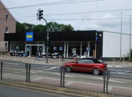 Anlageobjekt Bochum Hamme, Einzelhandelsfläche mit Freifläche
