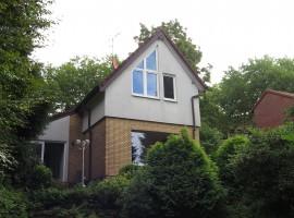 Freistehendes Einfamilienhaus mit großem Gartengrundstück!
