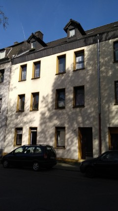 Gemütliche 1-Raum-Wohnung mit Wohnküche