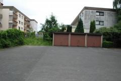 Einzelgarage auf abgeschlossenem Innenhof, Essen Vogelheim