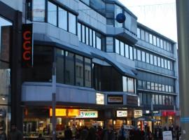 Kapitalanlage Gleisdreieck Füßgängerzone Bochum-Stadtmitte, City-Passage