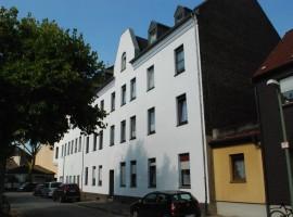 Bezugsfertige 2 Zimmerwohnung mit modernem Bad und Zentralheizung