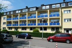 Modernisierte Wohnung Nähe Klinkum, Holsterhausen, Nebenstraße