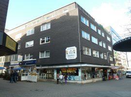 2,5 Raum-Wohnung in Uninähe - perfekt für Studenten! Tiefgaragenstellplätze auf Wunsch vorhanden.